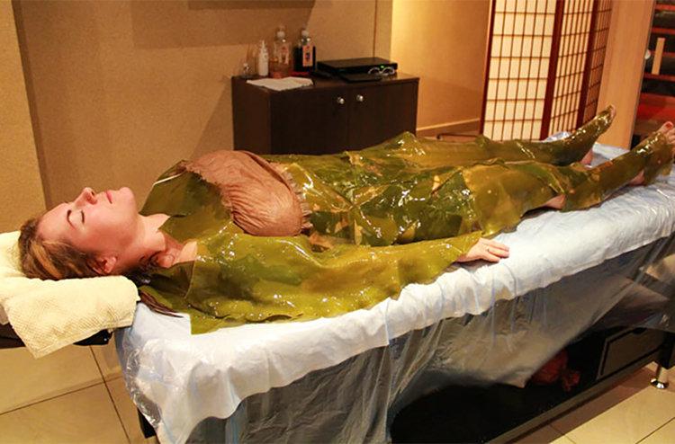 Обертывание с ламинарией против целлюлита: 6 рецептов