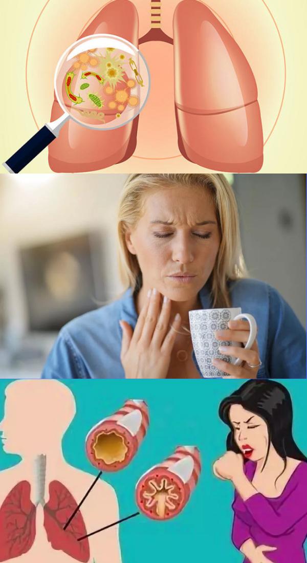 Почему в горле собирается слизь – что делать?