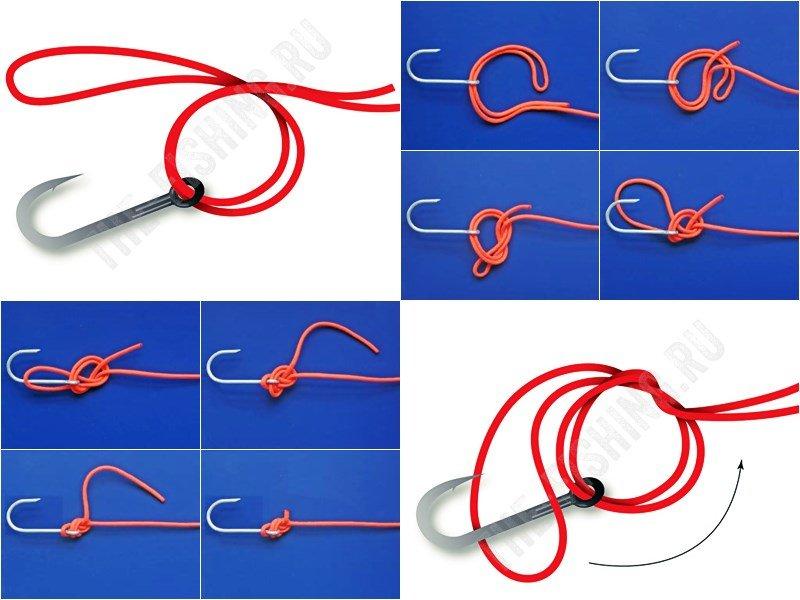 Узел восьмерка – 6 схем вязания и пошаговые инструкции