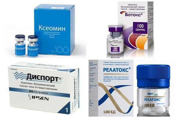 Какому препарату отдать предпочтение для инъекций красоты: ботоксу, ксеомину или диспорту? сравнение, характеристики, достоинства и недостатки каждого из них