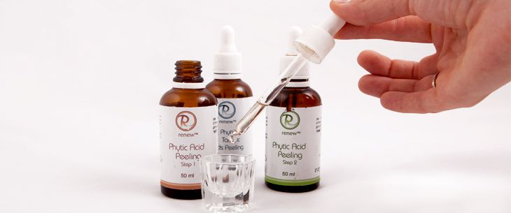 Фитиновый пилинг — секрет красоты вашей кожи