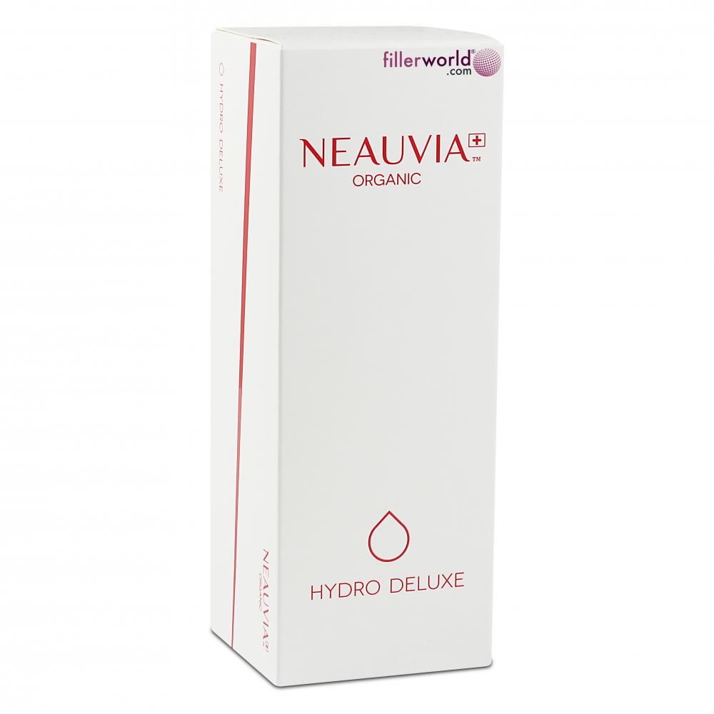 Neauvia organic hydro deluxe: безопасный препарат для биоревитализации