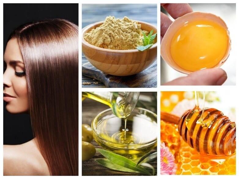 Маски для жирных волос: топ 16 эффективных домашних рецептов