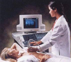Как выглядит на узи рак молочной железы?