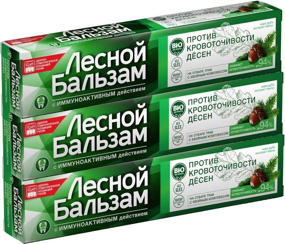 Выбираем лучшую зубную пасту от пародонтоза, кровоточивости и восплаления десен (пародонтита)