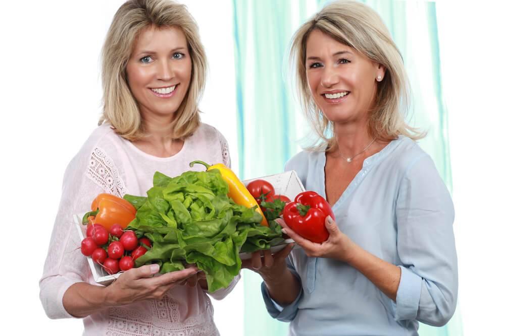 Менопауза и прибавление в весе
