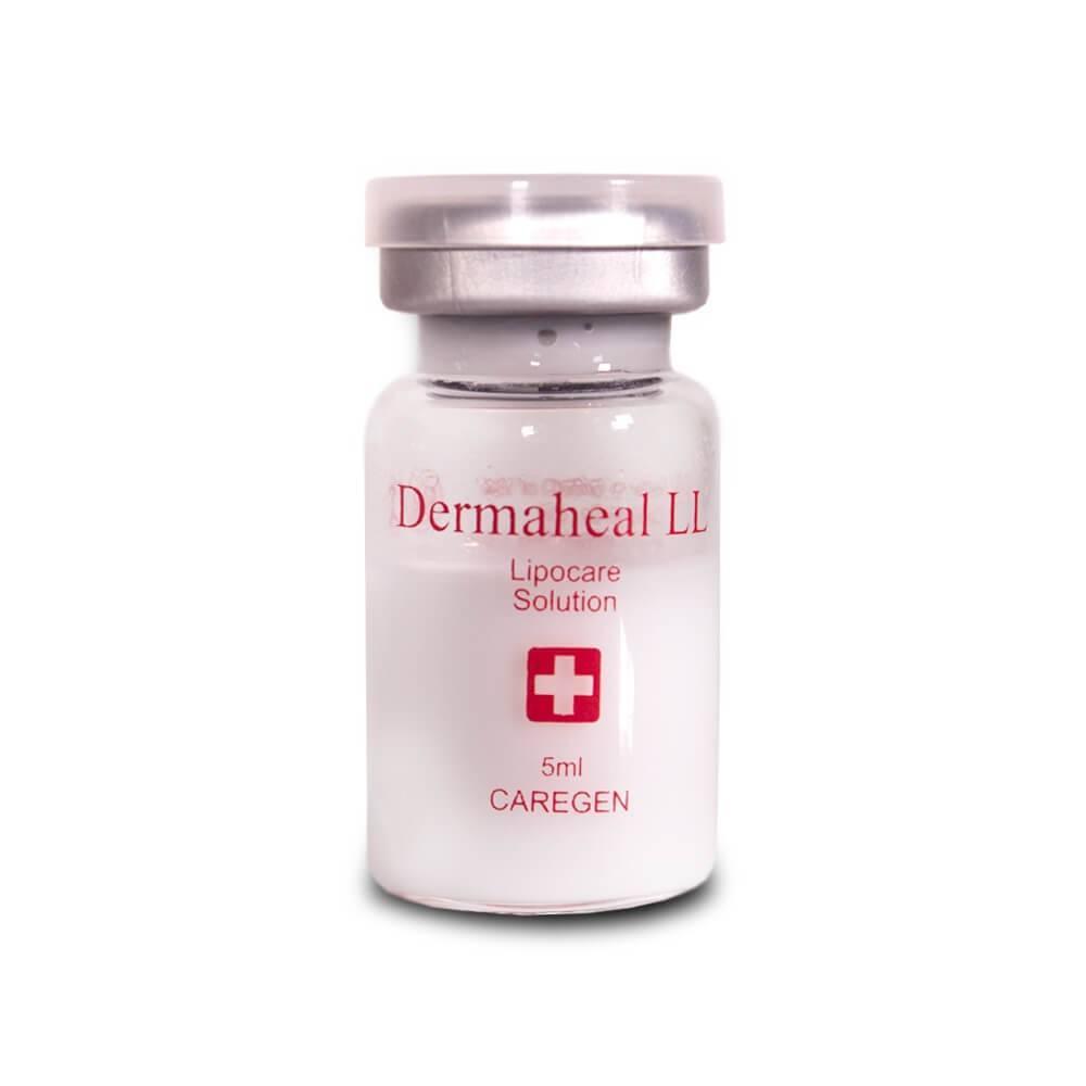 Dermaheal ll (дермахил лл) липолитик. отзывы, цена, фото до и после