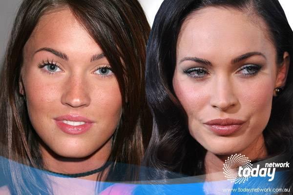 Как выглядела актриса меган фокс до и после пластики: особенности и интересные факты