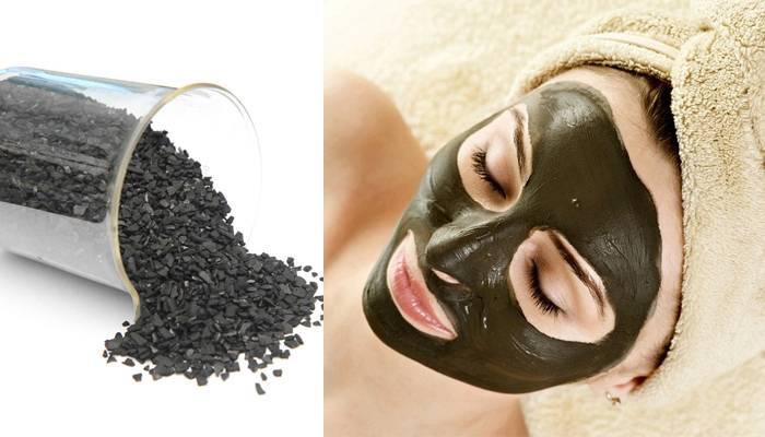 Маска для лица с активированным углем для проблемной кожи: домашний уход с профессиональным эффектом