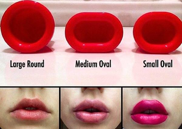 Приспособления для увеличения губ. присоска для увеличения губ: как использовать?