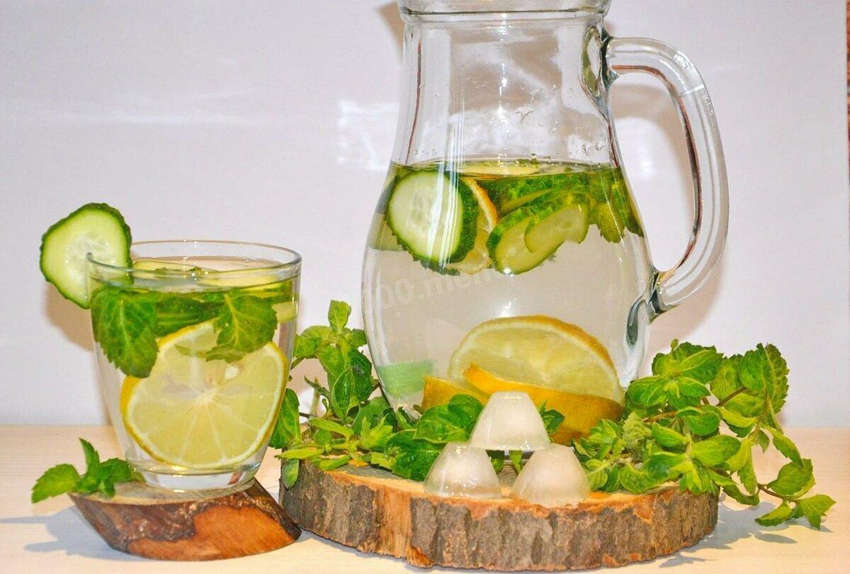 Дренажные напитки для снижения веса, избавления от отеков и улучшения общего самочувствия