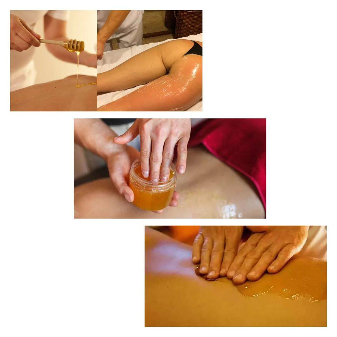 Медовый массаж от целлюлита в домашних условиях