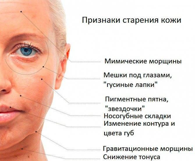 Что такое фотостарение кожи – 5 эффективных средств борьбы с фотостарением лица
