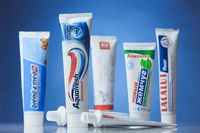 Зубные пасты от кровоточивости и пародонтоза