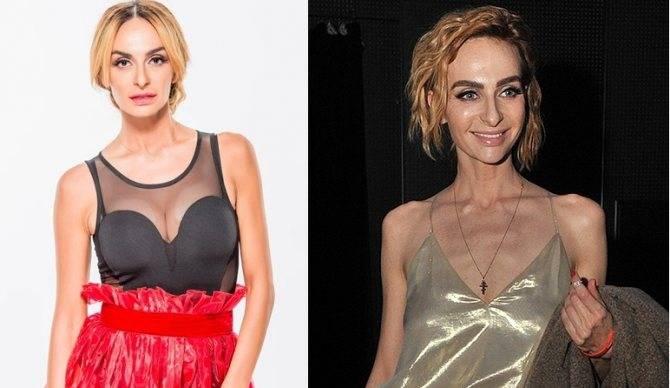 Екатерина варнава до и после: пластика или удачный ракурс?