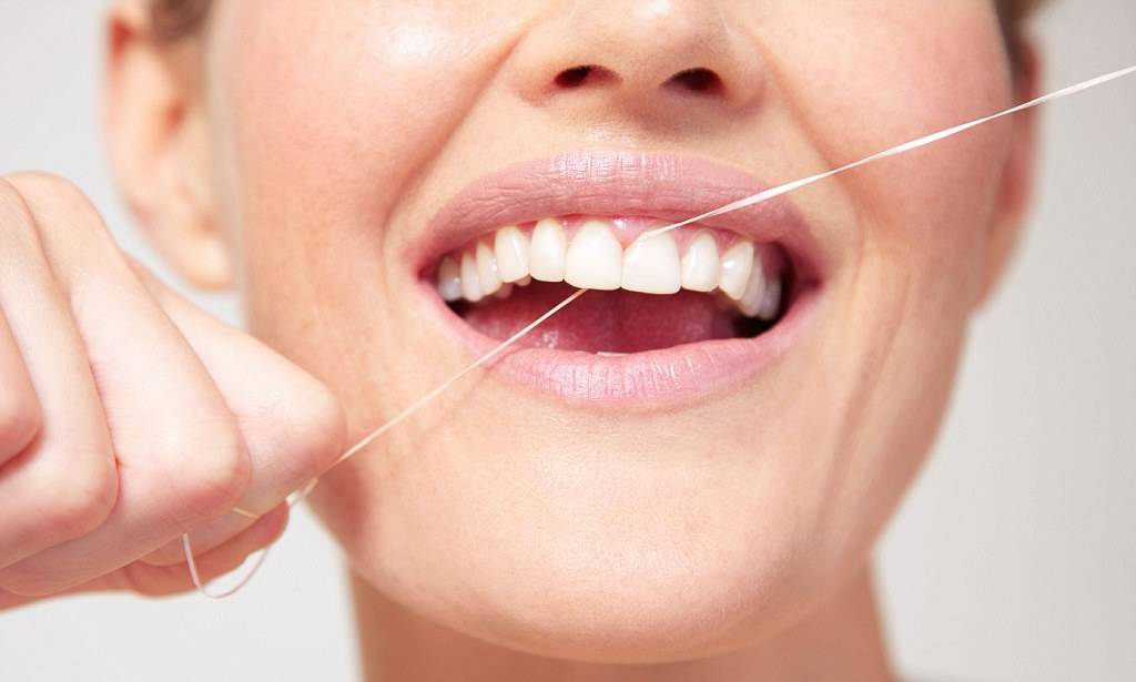 Пошаговая инструкция по использованию зубной нити