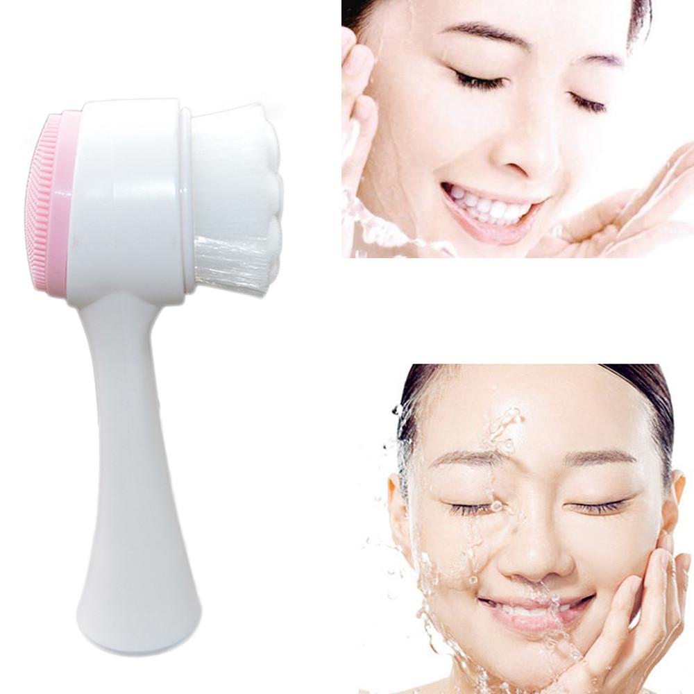 Как выбрать щетку для лица для вашего типа кожи – 7 типов щеток для очищения лица