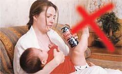 Можно ли забеременеть во время кормления ребенка грудным молоком