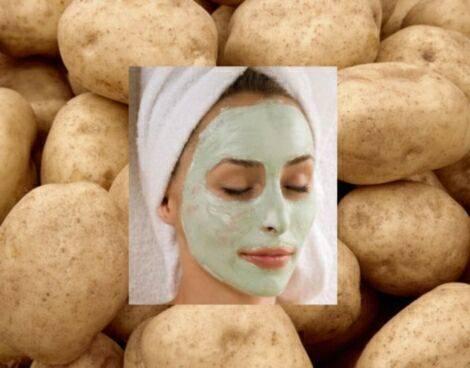 Лучшие картофельные маски от морщин на лице, шеи и вокруг глаз