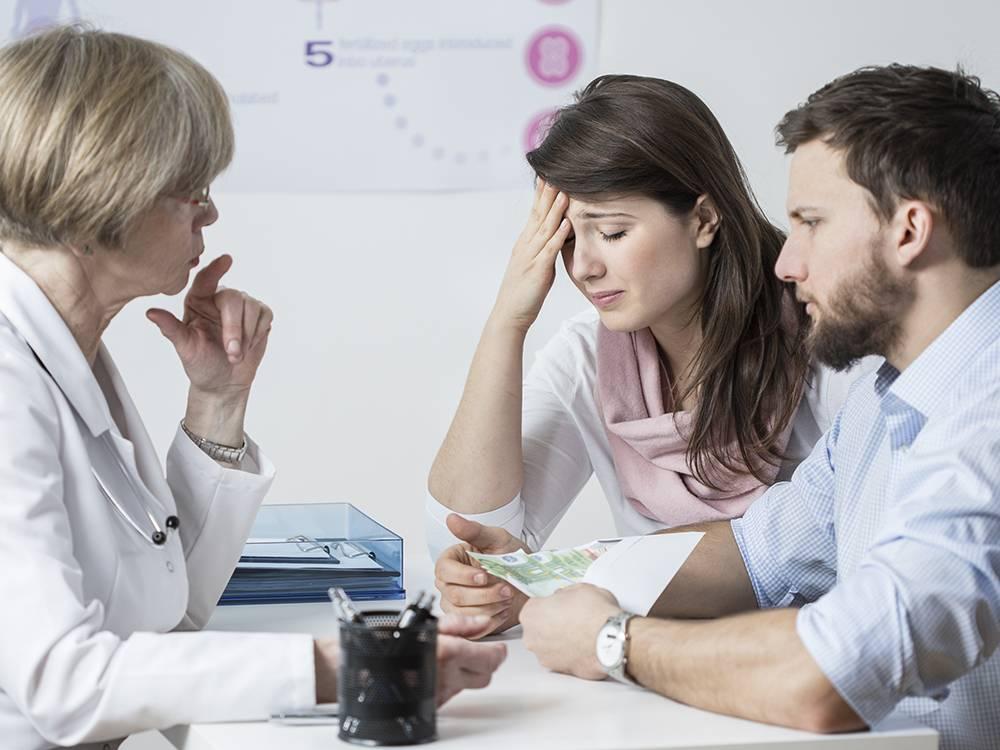 Женское бесплодие: причины, диагностика и лечение