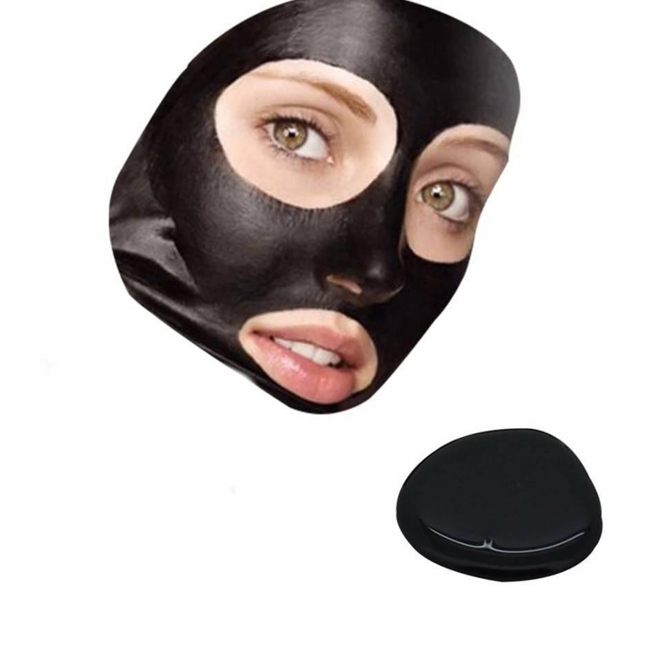 Черная маска для лица: приготовление в домашних условиях