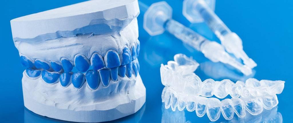 Как отбеливают зубы системой opalescence boost