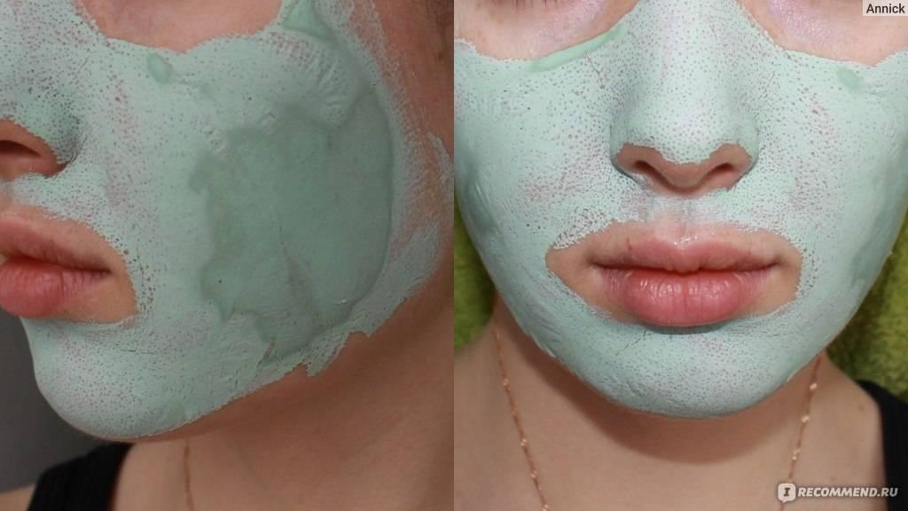 Домашние маски для сужения расширенных пор на лице