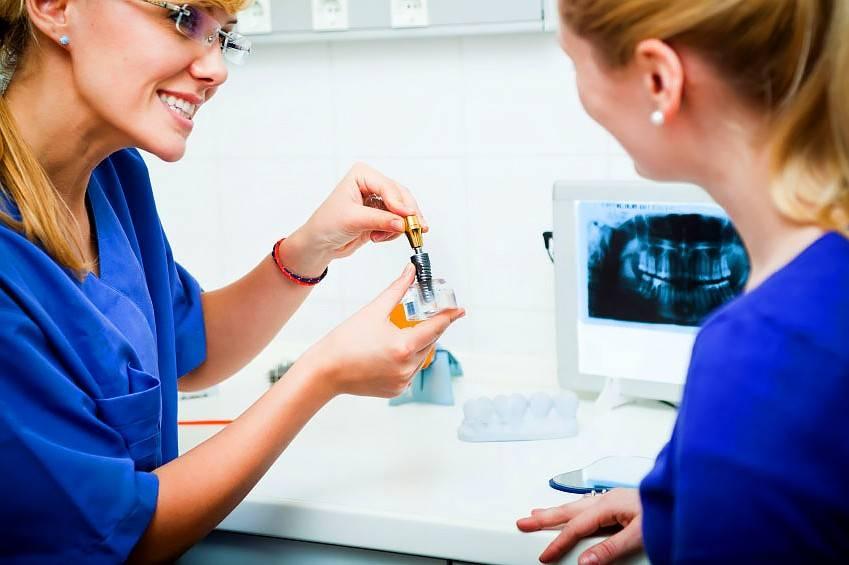 Протезирование зубов при сахарном диабете i и ii типов какое необходимо