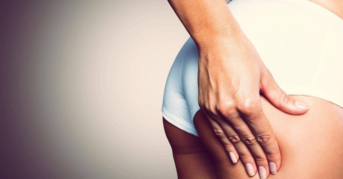 Как правильно делать массаж ягодиц для женщин