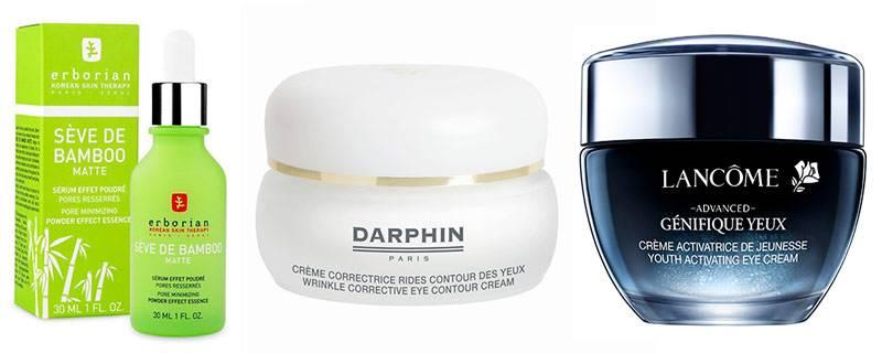Лучший крем от морщин для глаз: выбираем марку крема