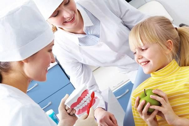 Покраснели десна у ребенка причины и лечение