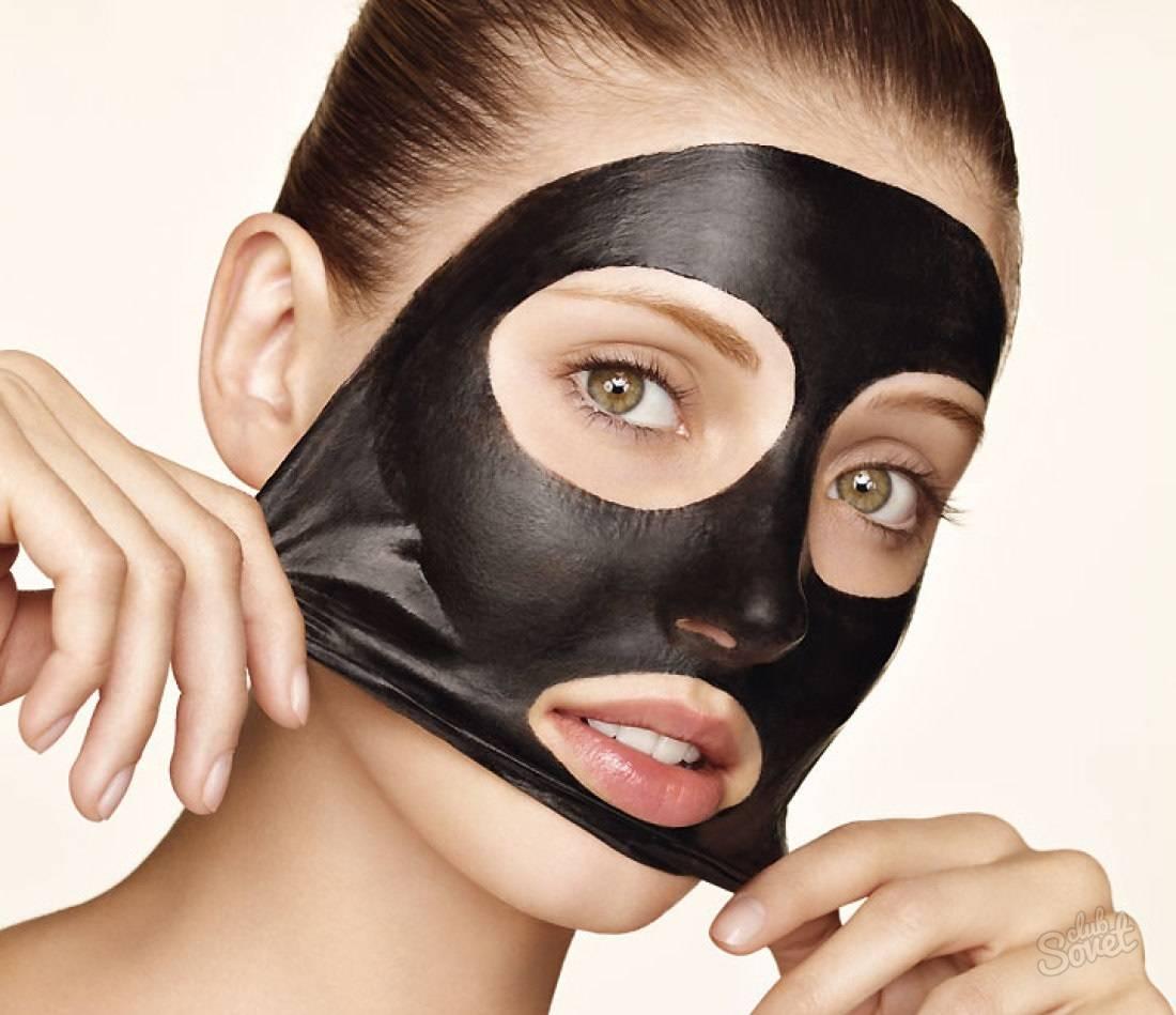 Как сделать маску-пленку в домашних условиях