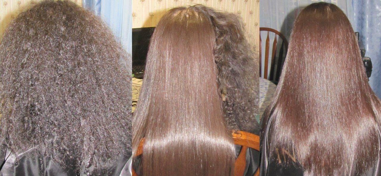 Как проводится кератиновое выпрямление волос в домашних условиях. какие инструменты и средства нужны, чтобы выпрямить кудрявые и непослушные волосы. можно ли качественно сделать выпрямление кератином самостоятельно.