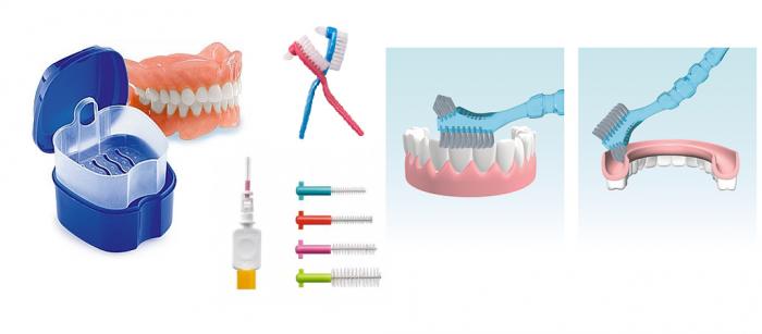 4 совета, как правильно хранить съемные зубные протезы