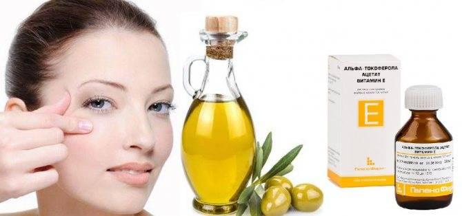 Касторовое масло — идеальное средство от морщин