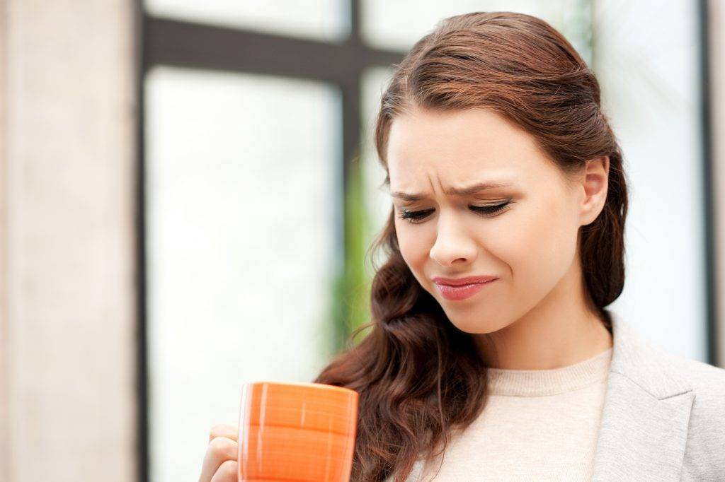 Почему бывает соленый вкус на губах, признаком какого заболевания это является?
