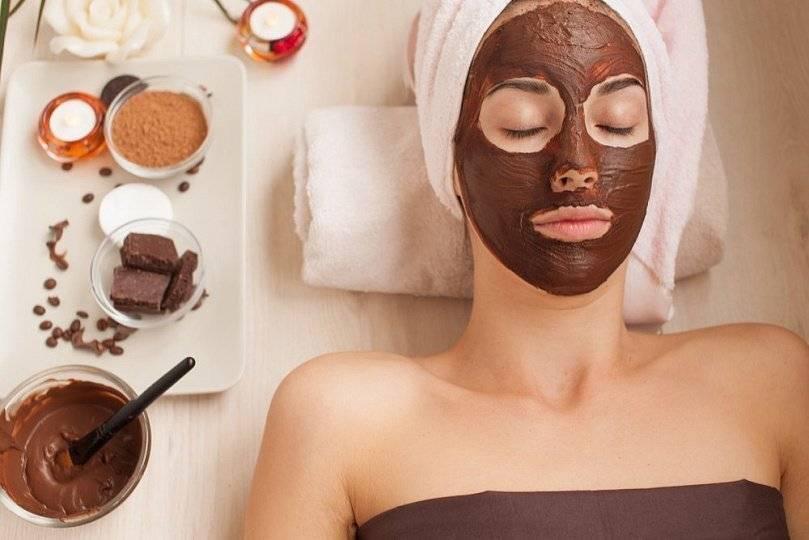 Рецепты масок для лица с какао