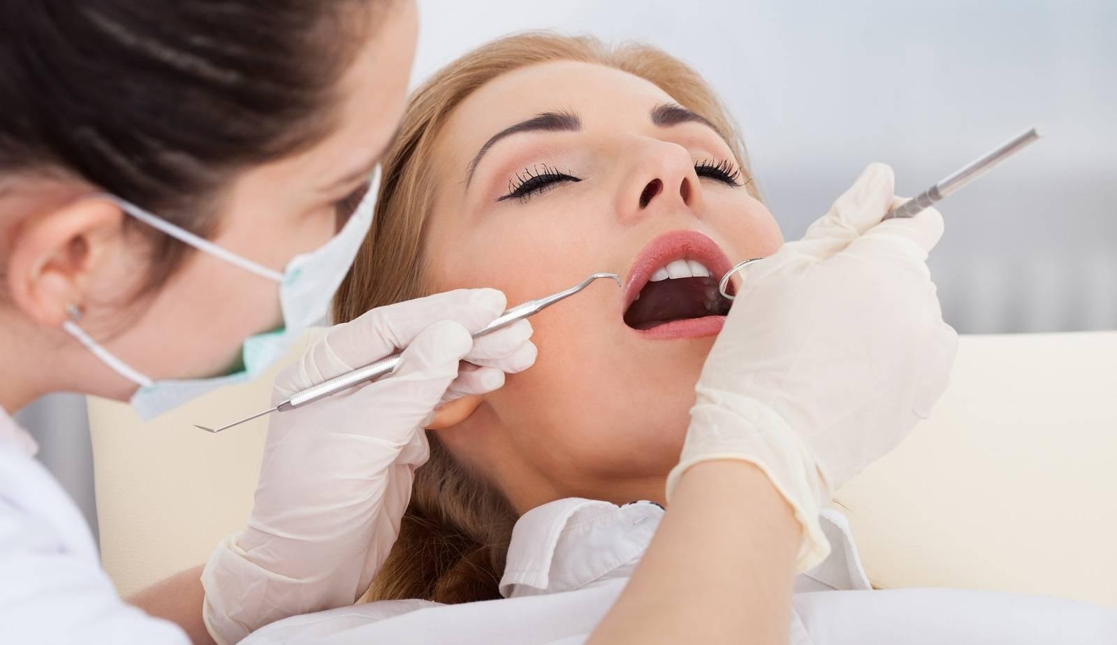 Методы как быстро снять заморозку зуба
