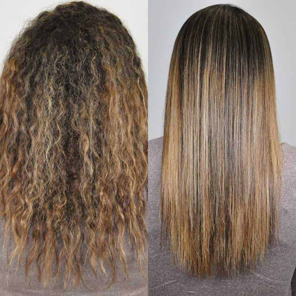 Окрашивание с эффектом выгоревших волос картинки дело, что