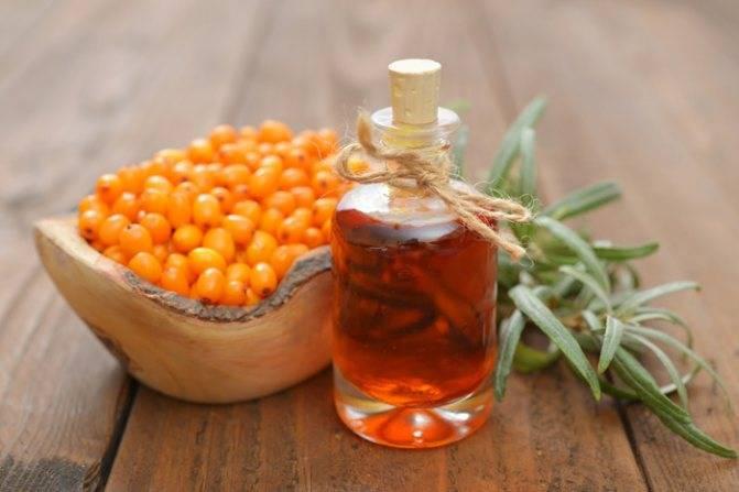 Облепиховое масло для лица: способы применения и свойства