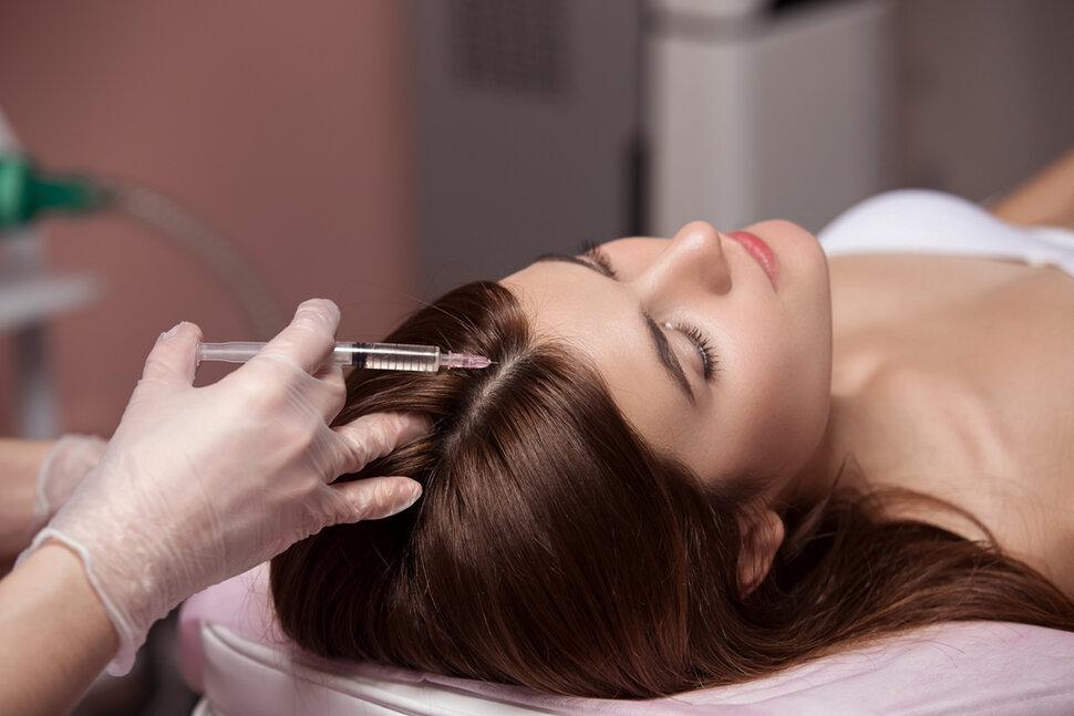 Мезотерапия в клинике beauty line