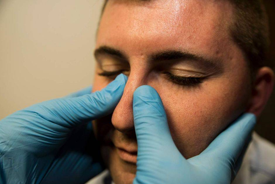 Что такое репозиция костей носа после травмы?
