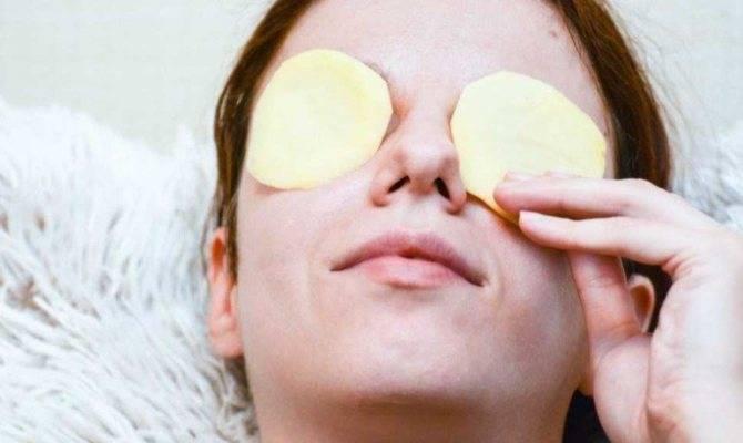 Как правильно делать компрессы для глаз? эффективные рецепты