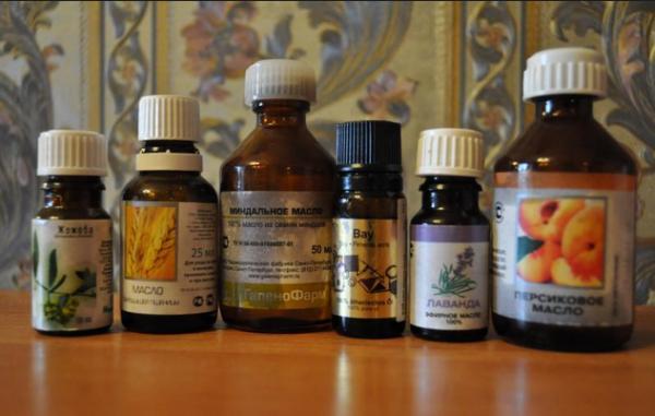 Какие эфирные масла необходимы для роста волос?