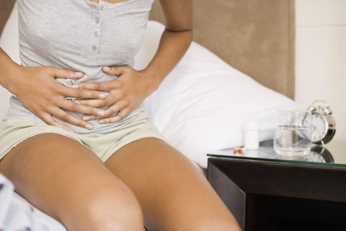 Три дня задержки диарея