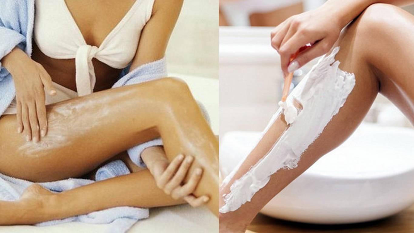 Как убрать раздражение после бритья в интимной зоне: в области бикини и на лобке