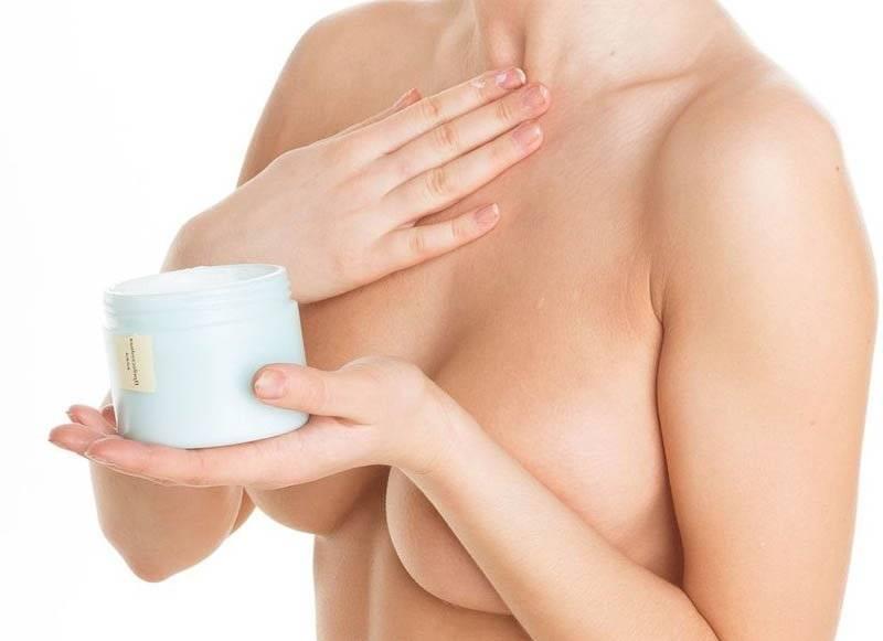 Подтянуть грудь после кормления