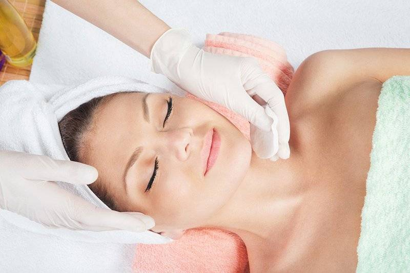 Все про чистку кожи лица у косметолога