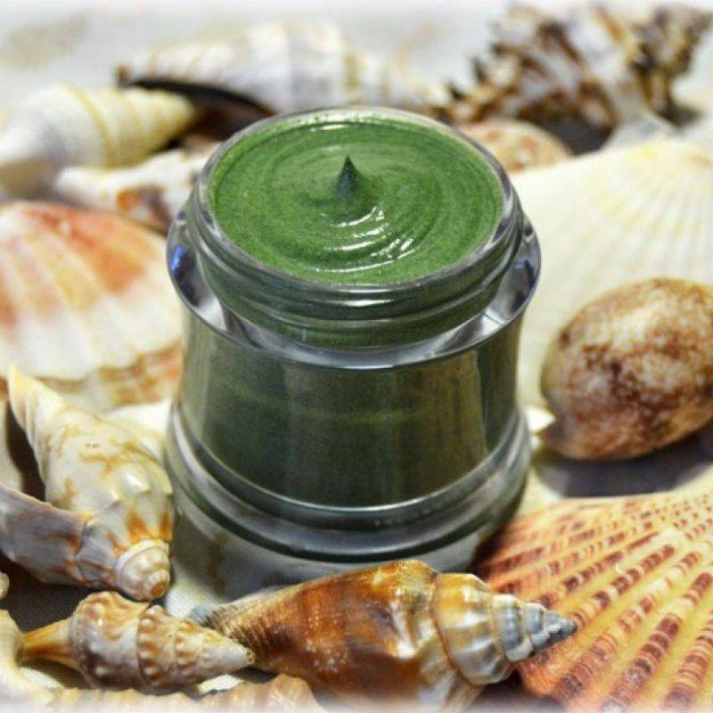 Эффективные рецепты масок из морской капусты для лица