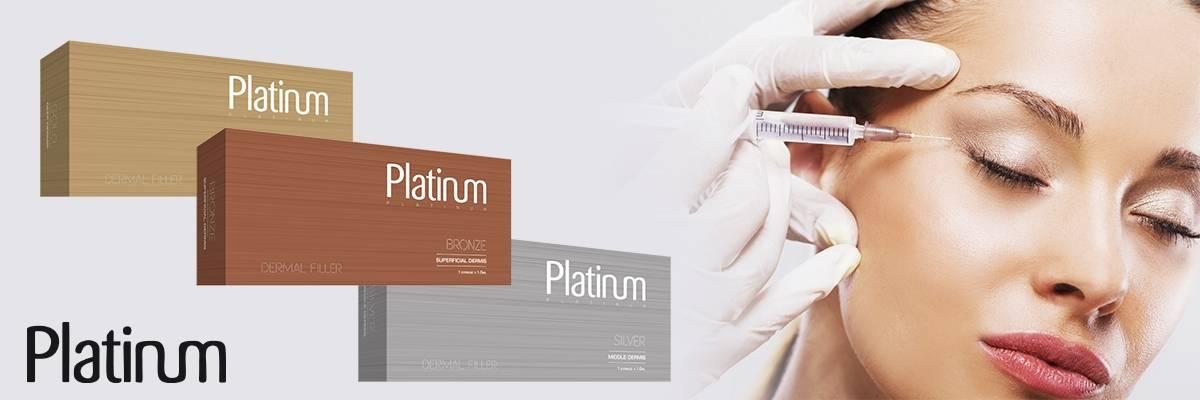 Филлеры платинум — на пути к совершенству